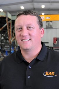 Coy Stepro, General Manager, Simpson Aerospace Service