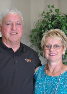 Dean and Kathy Simpson, Simpson Aerospace Services, Simpson Alloy Services