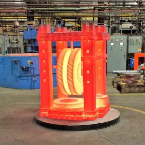 Simpson Alloy Services, Elizabeth, IN, High Temperature Alloy Fixtures